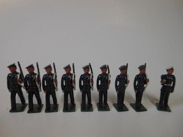Nostalgia set #N114 Malta Militia Division