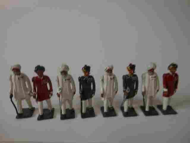 Nostalgia set #N153 Indian Mutiny Veterans