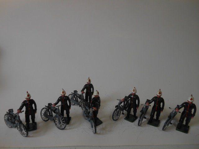 Nostalgia set #N214 Bicycle Corps.