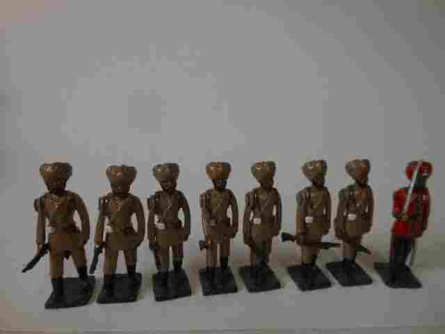 Nostalgia set #N220, 32rd Punjab Pioneers