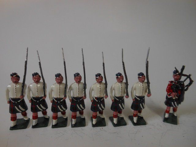 Nostalgia set #N235, 48th Highlanders of Canada