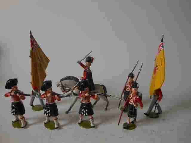Imperial Scottish Regiments assortment