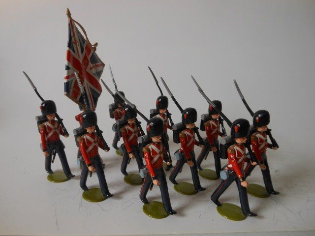 Imperial Coldstream Guards assortment