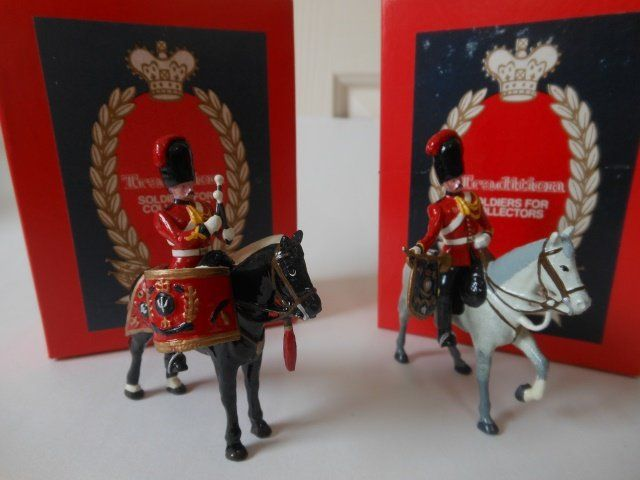 Tradition, Royal Scots Greys Kettle Drummer and
