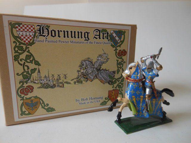 Hornung Art, Knight, #8E
