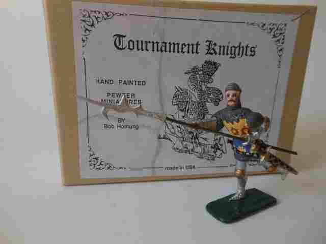 Hornung Art, Knight #37