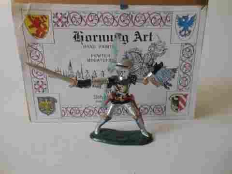 Hornung Art, Knight #5