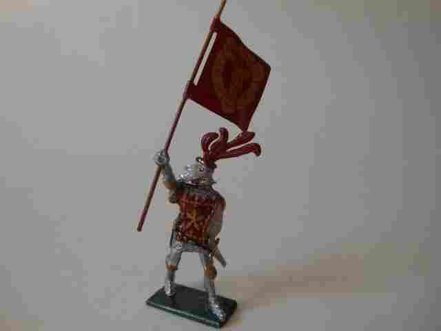Hornung Art, Knight