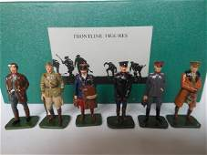 Frontline Figures WW I Air Aces