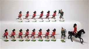 Britains Set 2062 Seaforth Highlanders