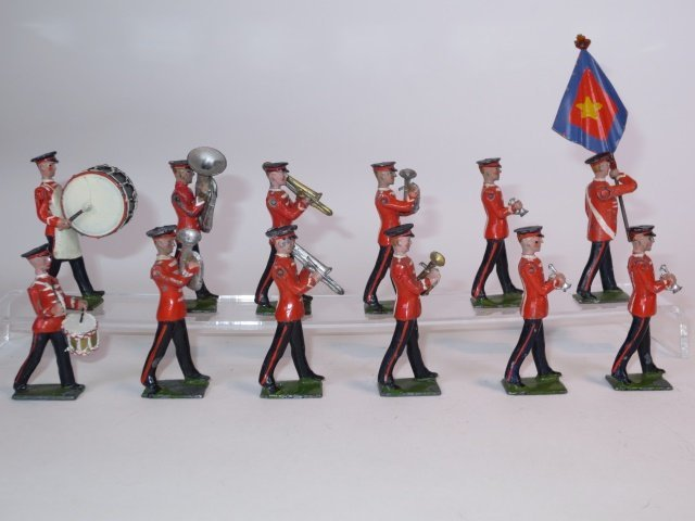 Britains from Set#1315 Salvation Army Band