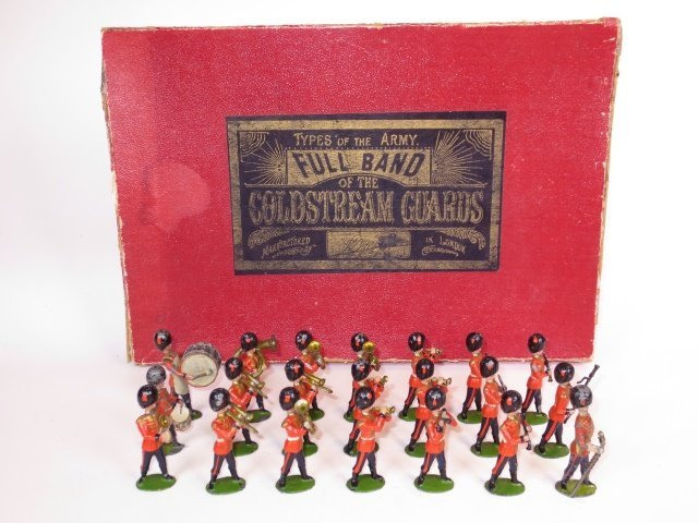Britains Set #37 Band of the Coldstream Guards