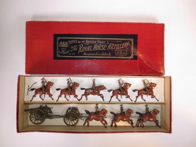Britains Set #1339 Royal Horse Artillery