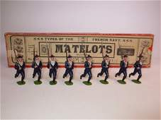 Britains Set #143 French Navy Matelots