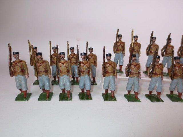 Britains Paris Office Serbian Infantry - 2