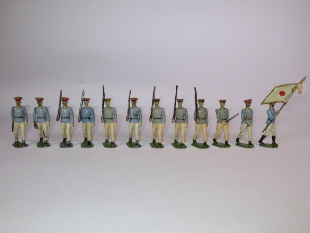 Britains Paris Office Japanese Infantry