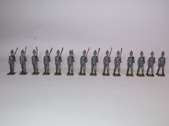 Britains Paris Office b -size Prussian Infantry