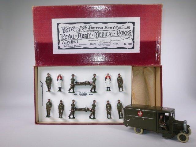 Britains Set #1897 Royal Army Medical Corps