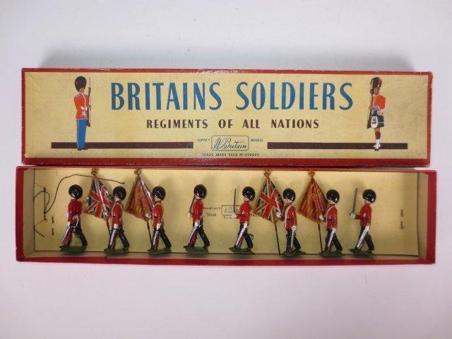 Britains Set #2039  Colours of the Scots