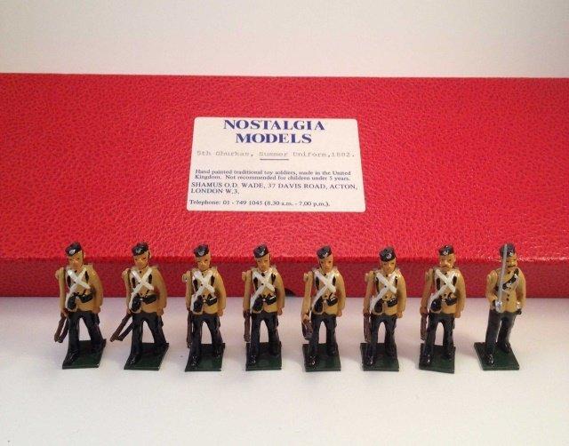 Nostalgia N-288 5th Gurkhas Summer 1882
