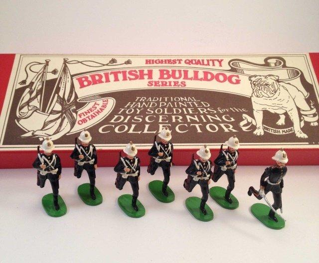 British Bulldog Royal Marines