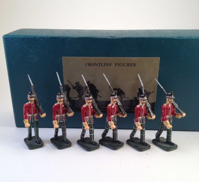 Frontline PD10 British Highland Infantry