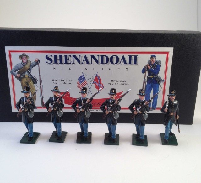 Shenandoah T-10 Civil War Union