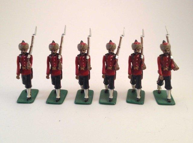 Nickolson I-7 5th Bombay Light Infantry