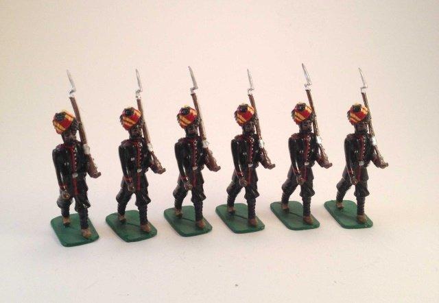 Nickolson 1st Punjab Infantry