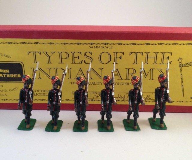 Nickolson I-10 Cokes Rifles 1890