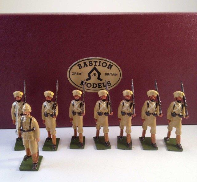 Bastion B11 1st Sikh Infantry