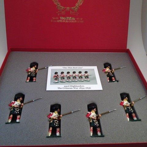 Tradition #118 93rd Highlanders