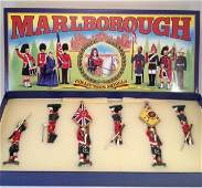 Marlborough MF41 A  S Highlanders Colours 1914