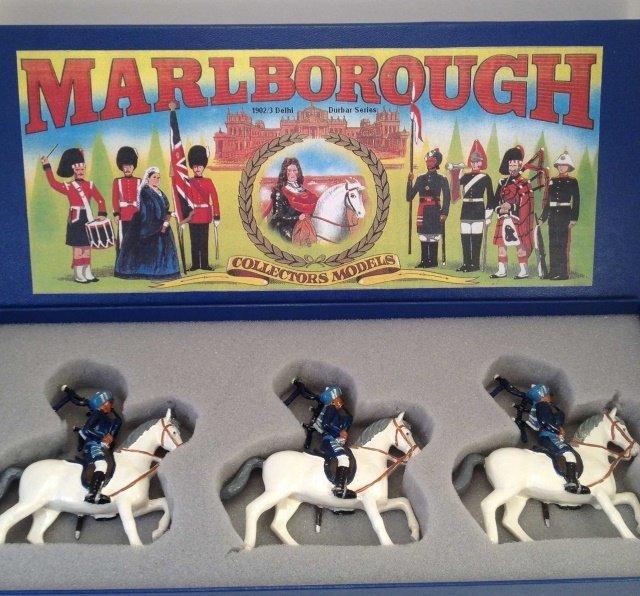 Marlborough D-20 17th Bengal Lancers Pipers