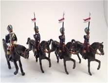 Marlborough D157 Kapthurlala Lancers  Officer