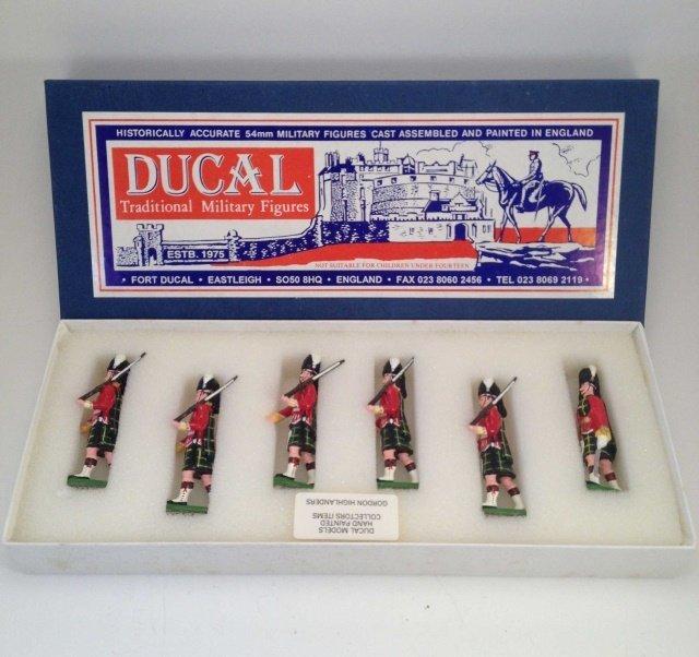 Ducal Gordon Highlanders W/Sergeant