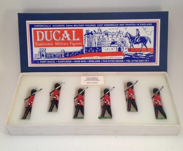 Ducal 77C Irish Guards Marching