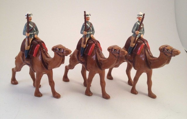 Empire NW4 Camel Corps