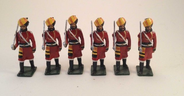 Soldiers Unlimited F-5  Governor General's Guards