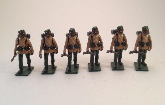 Soldiers Unlimited SU-02-8 5th Gurkha Rifles
