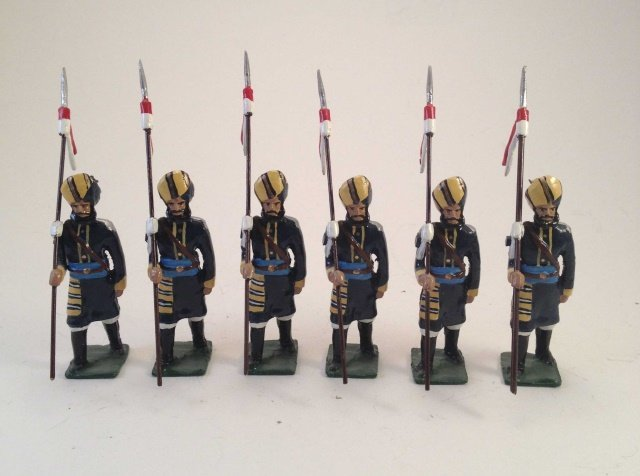 Soldiers Unlimited SU-02-9 17th Bengal Cavalry