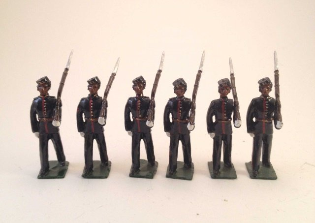 Soldiers Unlimited SU-011 21st Bombay Marines