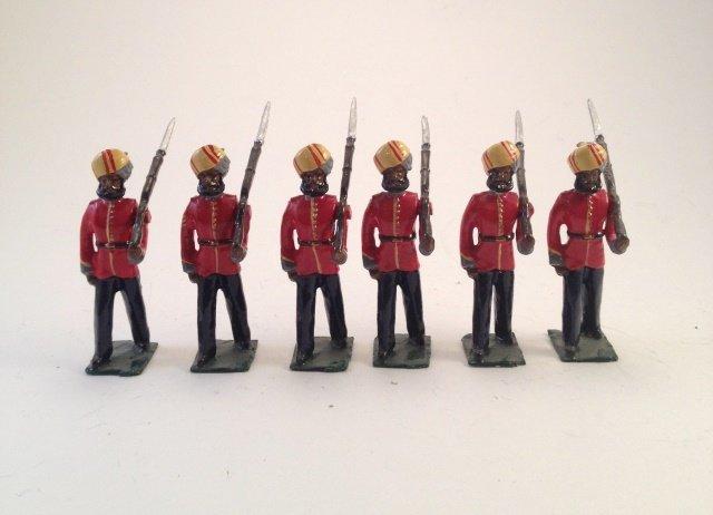 Soldiers Unlimited SU-013 Jodhpur Infantry