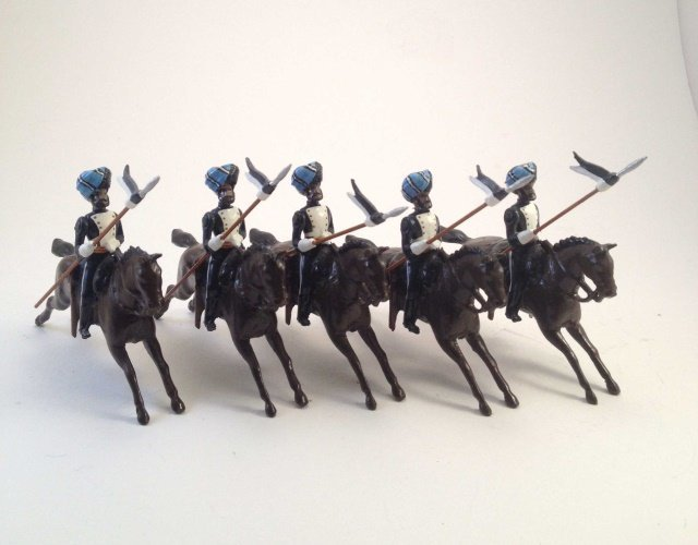 Soldiers Unlimited 96-1 19th Lancers