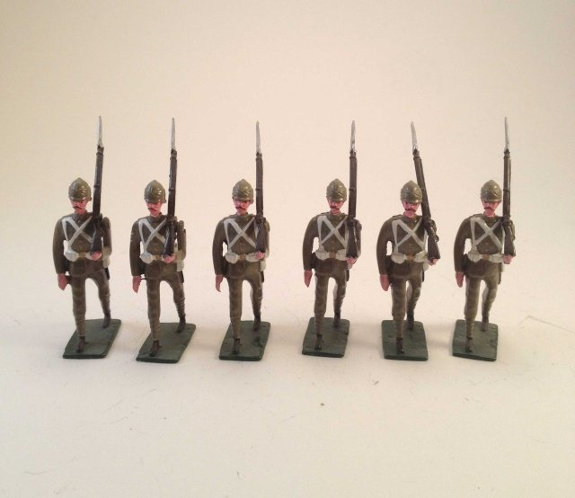 Soldiers Unlimited B-2 British Infantry