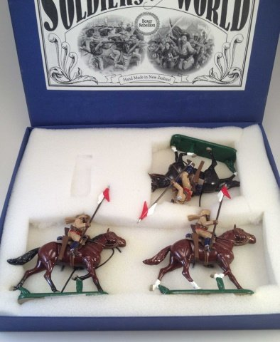 Soldiers Of The World BX4B 1st Bengal Lancers