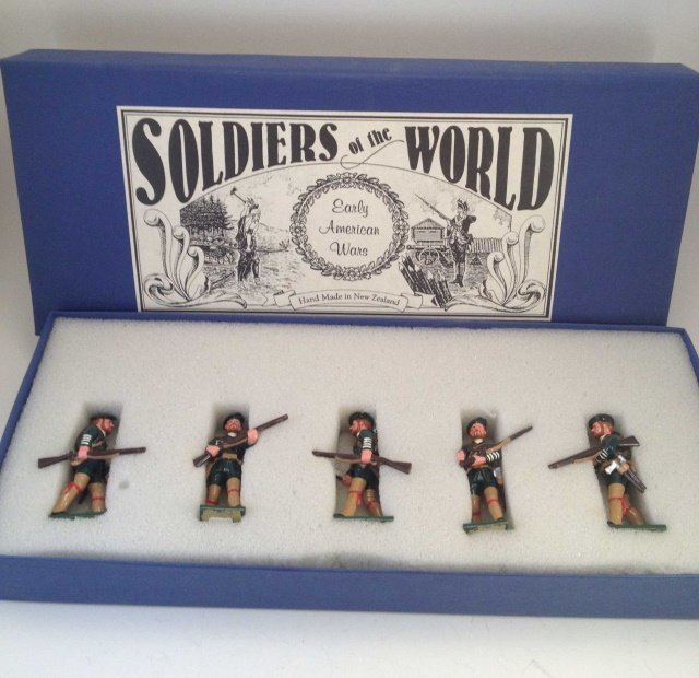 Soldiers Of The World EA-11 Roger's Rangers