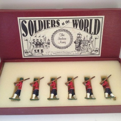 Soldiers Of The world IA-60 86th Carnatic Inf.