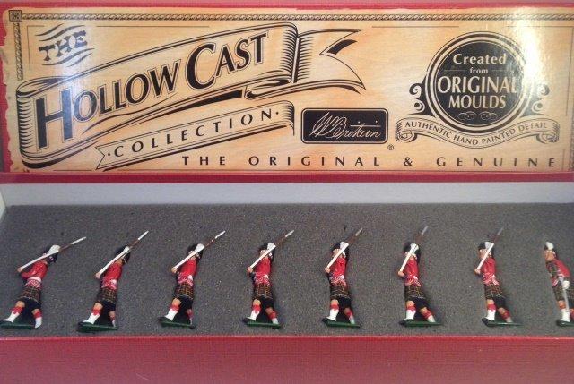 Britains 40190 Cameron Highlanders