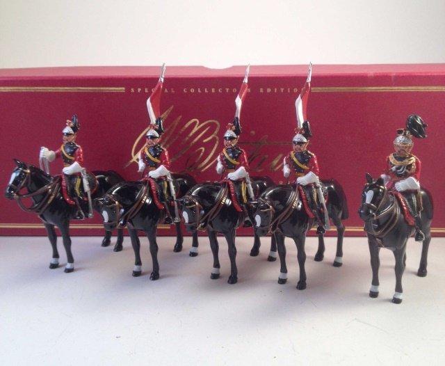 Britains 00076 16th Lancers